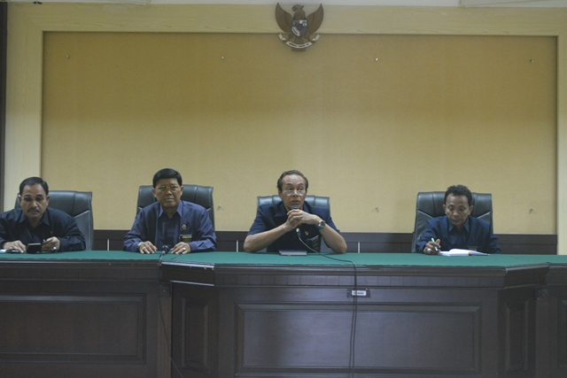 Pertemuan Perdana dengan KPTA