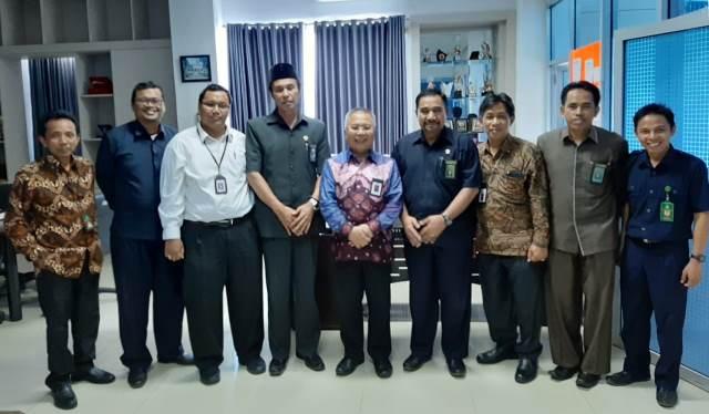 Silaturrahmi dengan BPS Provinsi Sumatera Barat