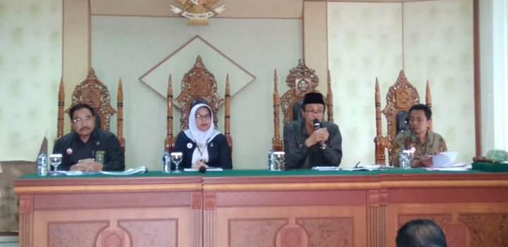 Sidak silahturahmi mendadak Ketua PTA Padang diakhir Triwulan III