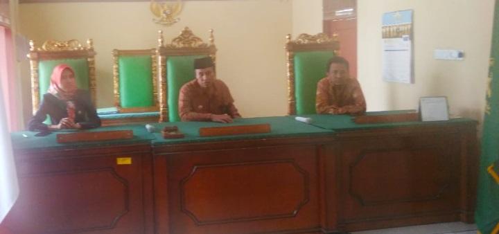 Pembinaan Ketua PTA Padang di Pengadilan Agama Termuda di Sumatera Barat