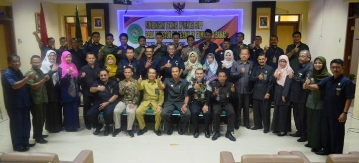 Bimtek Aplikasi SIPP Pada PA Se Sumatera Barat