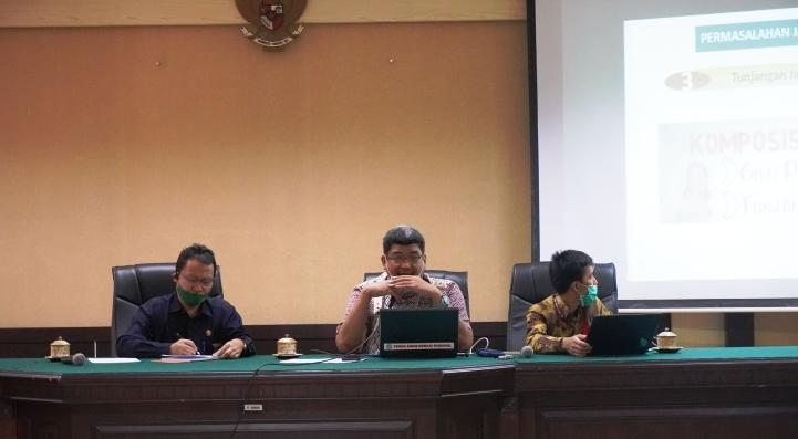 FGD Focus Group Discussion Bersama Litbang Diklat Kumdil Mahkamah Agung RI