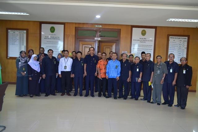 Closing Meeting Hasil Asesmen Surveillance Pertama APM oleh Tim APM Ditjen Badilag