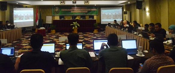 Nonton Bareng Peserta Bimtek Pengelolaan Website Pengadilan Agama se Sumatera Barat  Refleksi Akhir Tahun 2018 Mahkamah Agung Repubik Indonesia