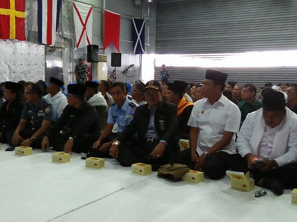 Kegiatan Joy Sailing dan Doa Bersama Dalam Rangka HUT Ke 56 Korps Wanita TNI AL