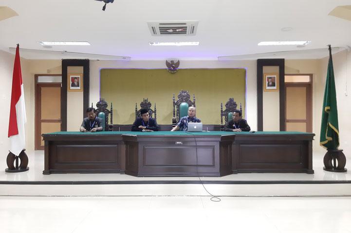 Pembinaan Ketua Kamar Agama Mahkamah Agung RI
