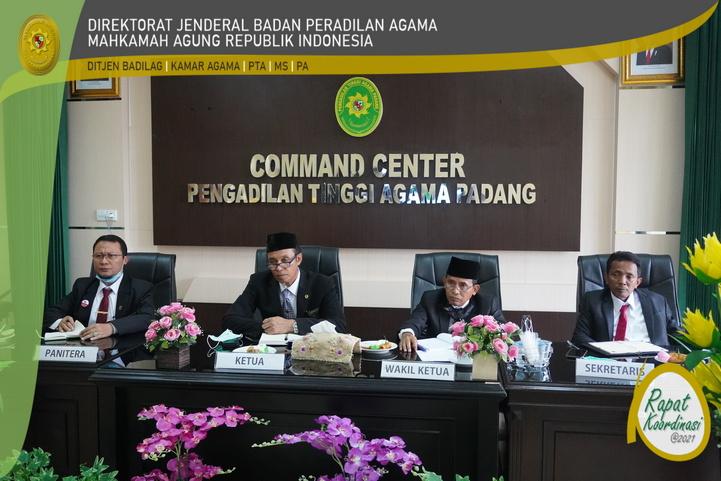 PTA Padang Hadiri Rapat Koordinasi Ditjen Badilag