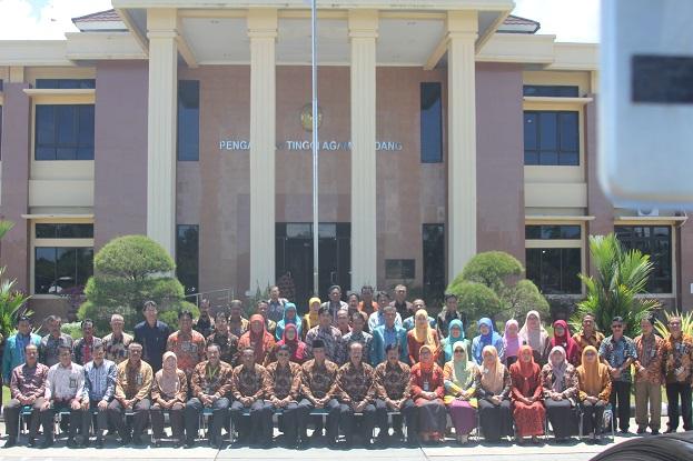 Tutup Rajab 1440, PTA Padang Selenggarakan Rakerda