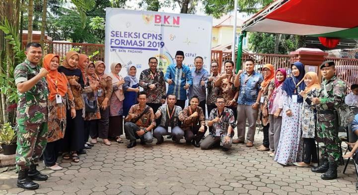 Penutupan Seleksi Kompetensi Dasar SKD MA wilayah Sumatera Barat